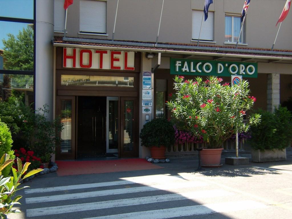 Hotel Falco D'Oro Tolè